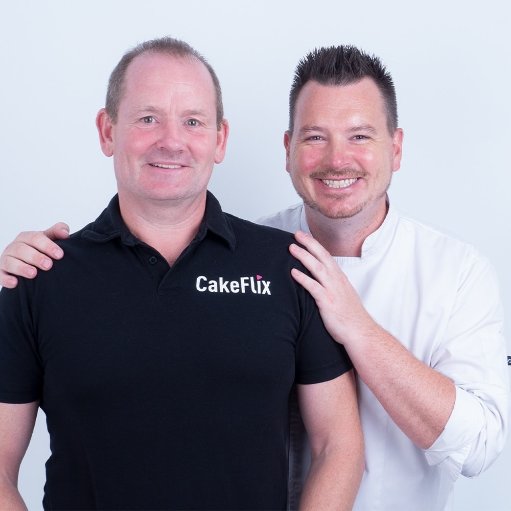 Paul Bradford and David Brice - CakeFlix